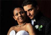 Mariage de Benoit Bonneville et Kalpana Kodituwakku